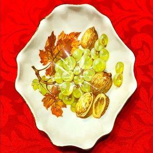 Vintage Royal Tuscan Fine Bond China snack bowl